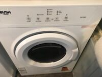 BUSH TUMBLE DRYER. 14 MONTHS OLD. SPARES/REPAIRS
