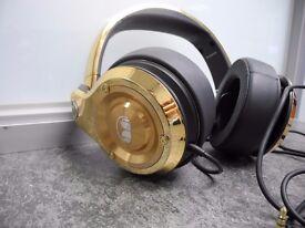 Monster 24k On-Ear Headphones - Gold