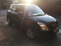 Suzuki SWIFT + 12 month Mot 0 owners