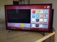 Hitachi smart 49 inch led tv
