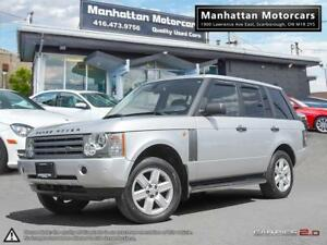 2004 RANGE ROVER HSE LUXURY |NAV| PHONE |PARK ASSIST|NO ACCIDENT