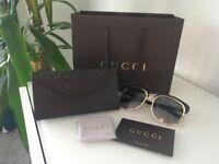 Gucci genuine sunglasses