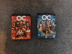 The OC - Series 1 and 2 - excellent condition