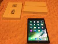 iPad Air 2nd gen model a1566 16GB black & gold