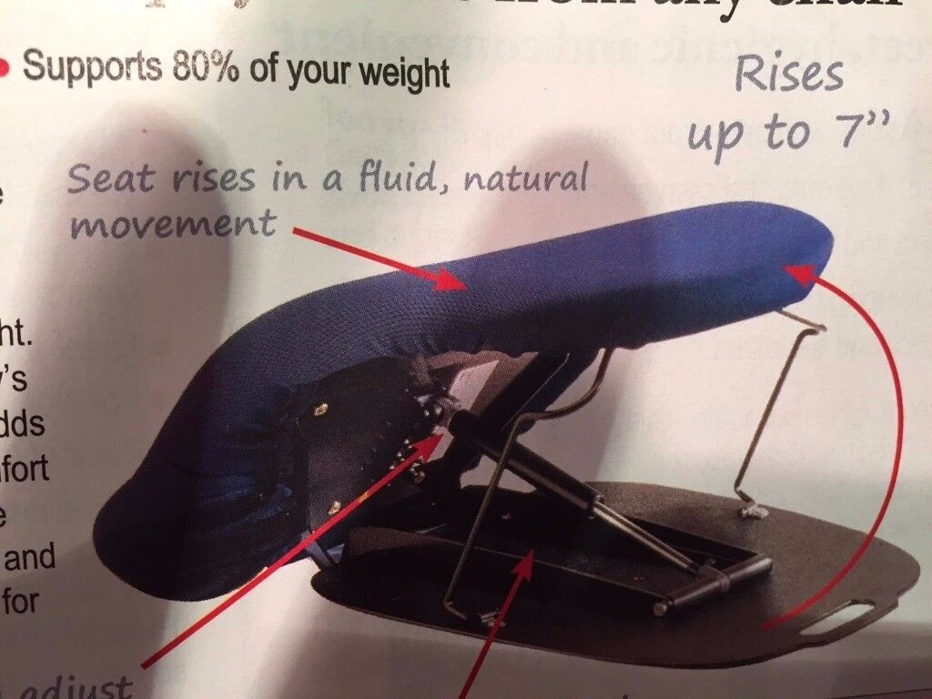 Automatic Lifter Seat, helps you rise from any chair | in Darlington ...