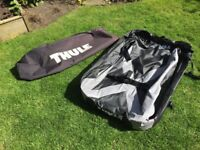 Thule Ranger 90 folding roof box