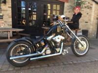 Harley Davidson 1340 chopper