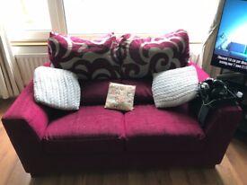 Corner sofa plus 2 seater