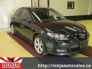2007 Mazda MAZDA3 GT Sport 5 Speed