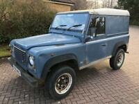 Land Rover defender 90 300 series 2.5 tdi 1997 year only 117000 miles