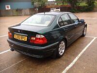 BMW, 3 SERIES, Saloon, 1998, Petrol, 2793 (cc), 4 doors AUTO