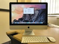 iMac 21.5 inch - Mid 2014 - Excellent Condition!