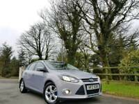 2011 FORD FOCUS TDCI ZETEC FINANCE FROM ONLY £122 PER MONTH
