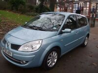 Renault Grand Scenic 1.5 dCi Dynamique 5dr NEW MOT, CRUISE, 7 SEATER (58 reg), Hatchback