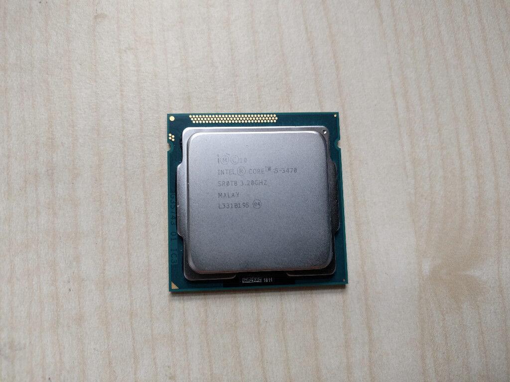 Intel Core i5-3470 S1155 Processor