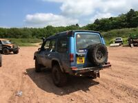 1994 landrover discovery 300tdi off roader modified