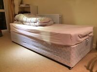 FREE bed base, near Hoxton station, on Saturday