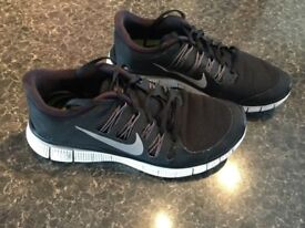 NIKE FREE 5.0 WAS £90 ONLY £12!!! SIZE 5.5