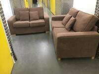 Fabric Sofa set 3+2 seater •free delivery