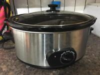Large Slow cooker 6.2L