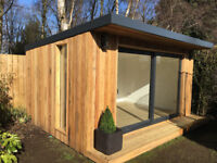 Joiner needed to construct Timber Garden Studios