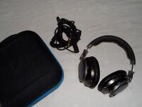 Sennheiser HD8 DJ Professional Headphones - Stunning Sound