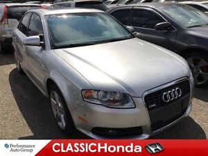 2008 Audi A4 2.0LT S-LINE QUATTRO LEATHER SEATS SUNROOF