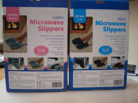 Microwaveable Slippers for cosy wear