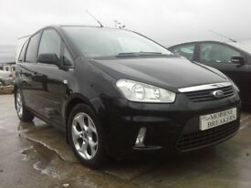 **For breaking** 2008 Ford C-max 1.8d diesel.