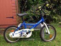 Bike for boy : B'TWIN COP TROOPER