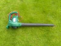Leaf blower vac 1800 watts