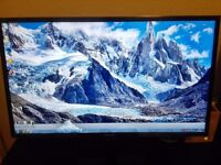 "Samsung S27F350FHU Full HD LED Monitor, 27"" in VGC"