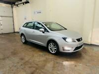 Seat Ibiza 1.6 tdi estate in immaculate condition full service history £30 road tax