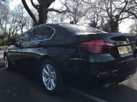 This black BMW is in excellent condition with over two years of extended warranty left.