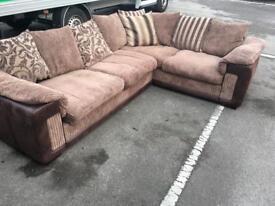 Dfs corner sofa !!!!!