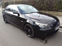 BMW 525d not 530d or 520d