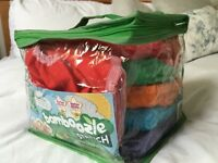 Mini Pack Totsbots Bamboozles Stretch 5 pack plain multicoloured