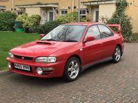 STUNNING - Subaru Impreza WRX Turbo JDM Import Classic GC8 1995 260bhp