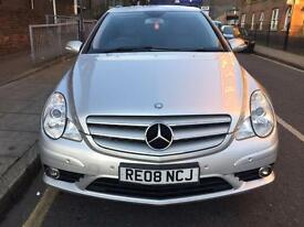 Mercedes R CLASS automatic diesel Full service history long MOT with all previous MOT