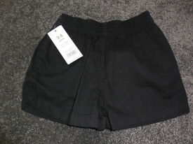 New with label Boys PE Shorts 3-4 years