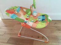 Bright starts Little Explorer bouncy chair