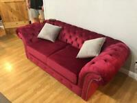 Handmade Chesterfield sofas all sizes