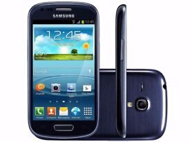 ******* SAMSUNG GALAXY S3 MINI UNLOCKED TO ALL NETWORKS *******