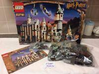 Lego 4709 - Harry Potter - Hogwarts Castle - Complete