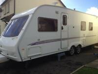Swift conqueror 2005 caravan