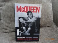 McQueen The Biography by Christopher Sandford