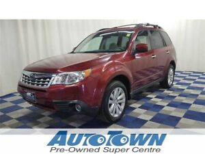2011 Subaru Forester 2.5 X Limited Pkg/NAV/LEATHER/TOUCH SCREEN