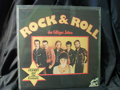 Franny and the Fireballs - Rock & Roll der 50er Jahre ()