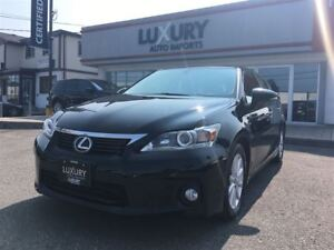 2013 Lexus CT 200h PREMIUM-LEATHER-ONLY 30K
