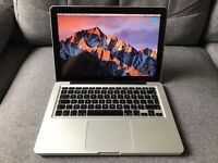 Apple Macbook Pro core i5 6gb ram 320gb hdd Late 2012